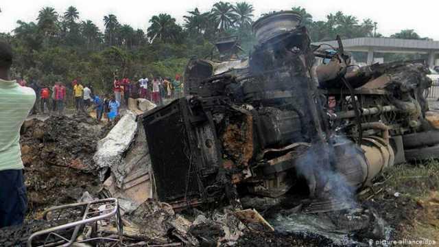 at-least-10-killed-in-nigeria-fuel-tanker-blast