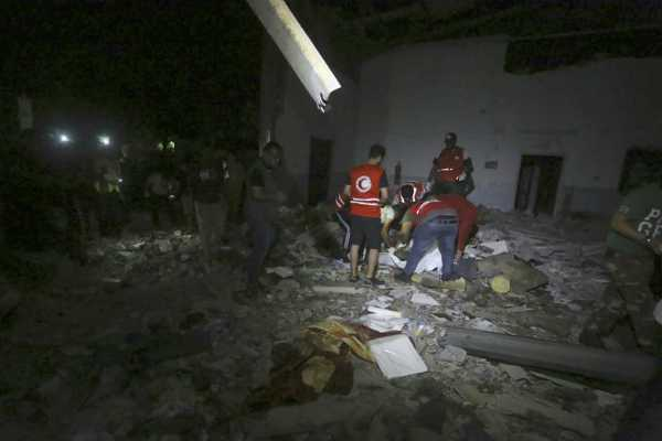 airstrike-hits-migrant-detention-center-in-libya-40-killed