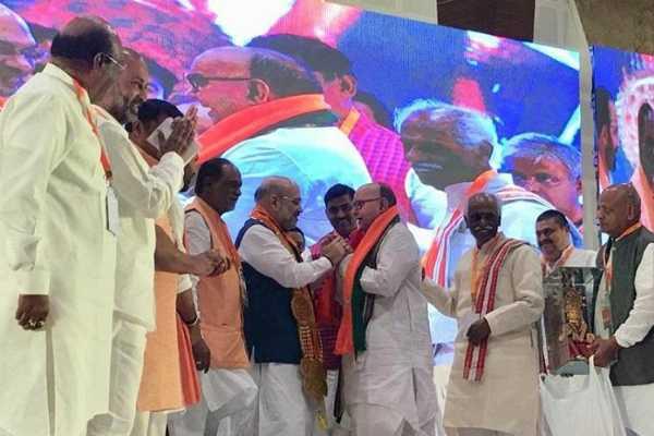 former-andhra-pradesh-cm-bhaskara-rao-joins-bjp