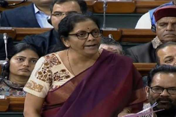 minister-nirmala-sitharaman-answered-for-budget-conversation