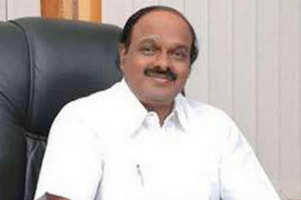 vellore-lok-sabha-election-ac-shanmugam-files-nomination-papers