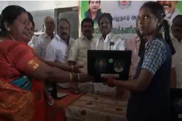 free-laptops-were-provided-to-government-school-students-in-kumbakonam