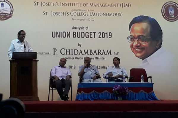 the-budget-was-burden-imposed-on-the-middle-people-p-chidambaram