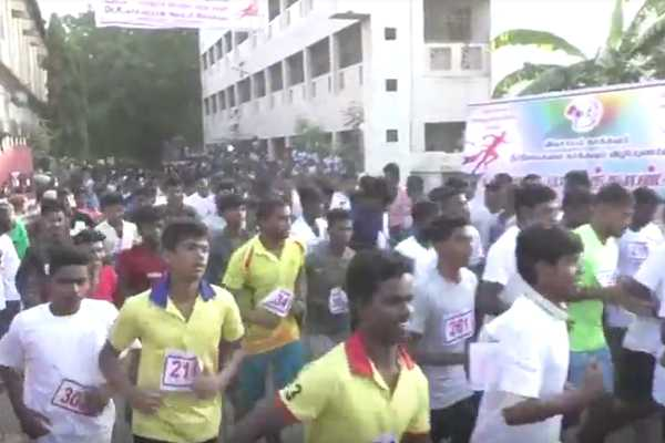 trichy-green-marathon-competition-over-thousand-participants