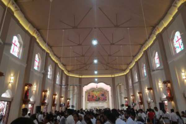 three-months-after-being-ravaged-by-easter-sunday-blasts-sri-lanka-s-st-sebastian-s-church-reconsecrated