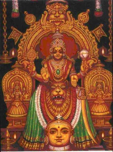 aadi-special-shakthi-peetam-1-kollur-mookambikai
