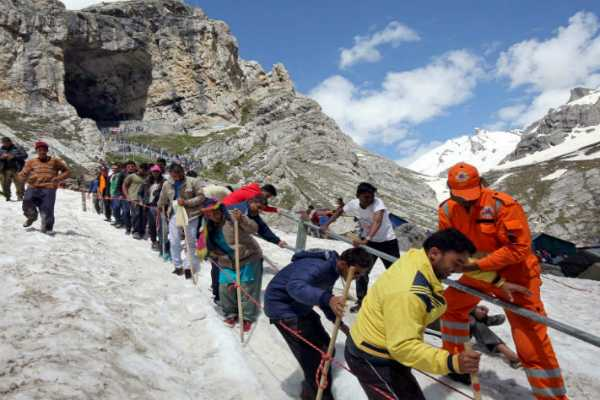 amarnath-yatra-2019-suspended-due-to-inclement-weather