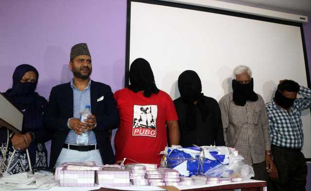 pak-persons-sent-to-jail-for-printng-and-cerculating-fake-indian-currencies-in-nepal