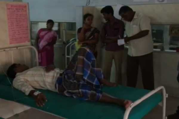 driver-attempting-suicide-by-drinking-gasoline-in-coimbatore
