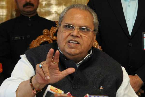 i-don-t-know-about-tomorrow-nothing-to-worry-about-today-jammu-and-kashmir-governor-satya-pal-malik