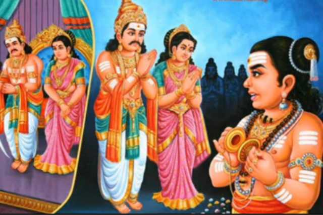 mangayarkarasiyaar-naayanaar