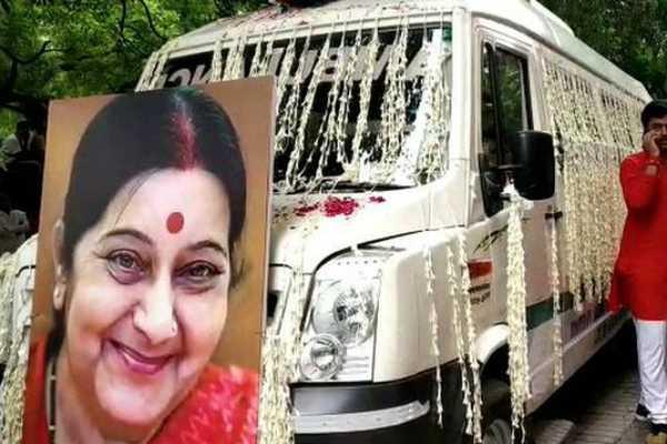 sushma-swaraj-final-tributes-at-at-lodhi-crematorium