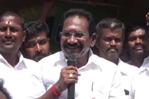 dmk-does-not-win-by-real-influence-selur-raju