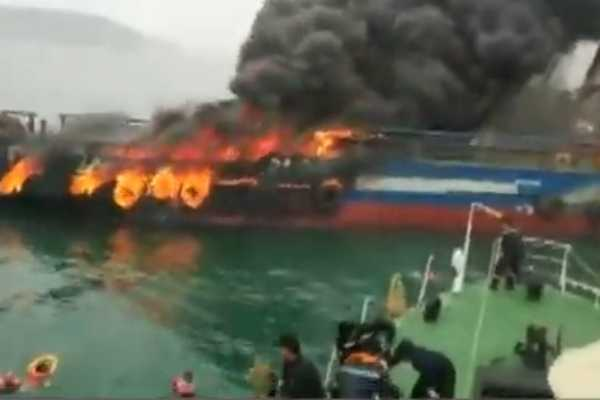 visakhapatnam-fire-on-ship