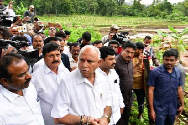 karnataka-heavy-rain-chief-minister-yeddyurappa-analyze
