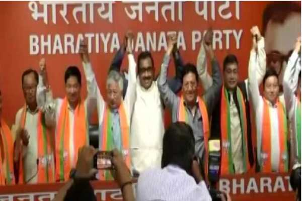 the-10-mlas-of-the-sikkim-democratic-front-party-have-joined-the-bharatiya-janata-party