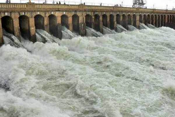 mettur-dam-biligundulu-lowered-water-supply