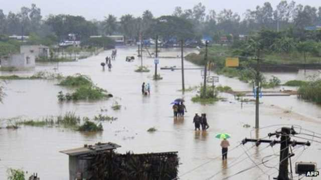 flood-spoils-normal-life-in-andhra