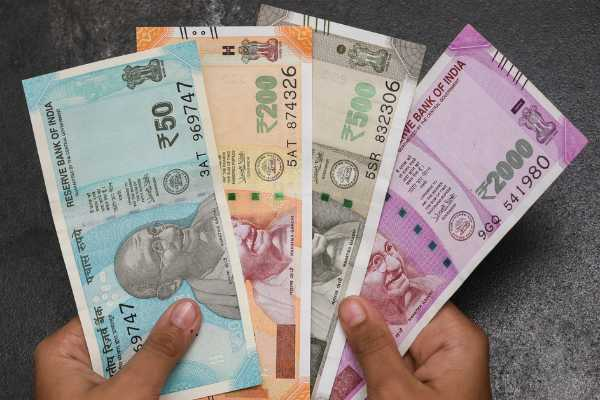 the-indian-rupee-fell-to-its-lowest-level-in-nine-months