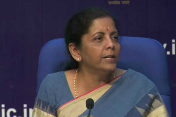 international-economy-is-also-in-recession-finance-minister-nirmal-sitharaman