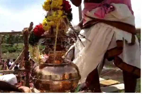 kumbakonam-sri-meenakshi-ambal-sametha-sri-sundareswarar-temple-kumpavisekam-video