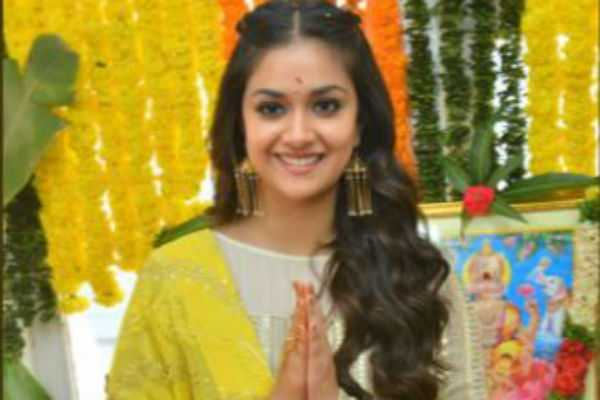 keerthy-20titleteaser-will-be-out-by-4pm-today