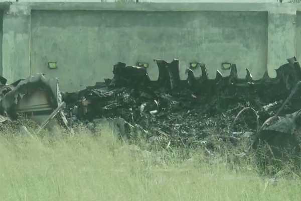 the-training-plane-crashed-in-uttar-pradesh