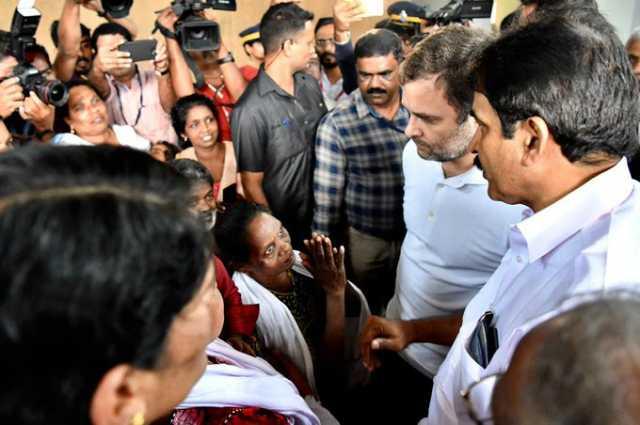 rahul-gandhi-visits-flood-hit-constituency-wayanad