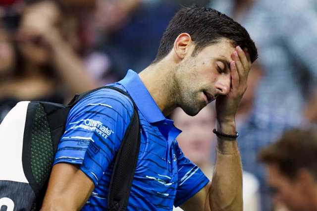 us-open-tennis-djokovic-injury-distortion