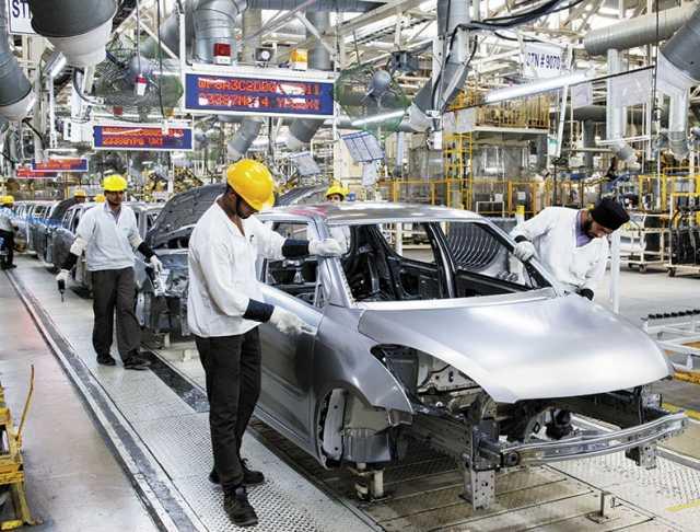 maruti-car-factory-closures-2-days