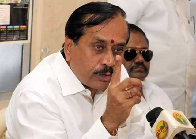 chidambaram-s-fate-to-the-opposition-leader-of-tamil-nadu-h-raja