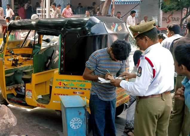 traffic-police-fined-rs-37-000-to-auto-driver-for-violating-rules