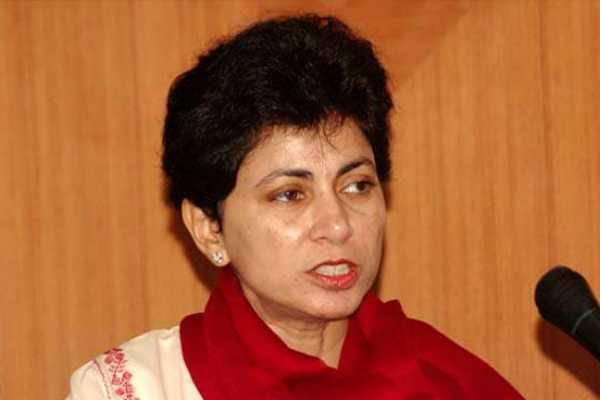 kumari-selja-appointed-haryana-congress-chief-ahead-of-elections