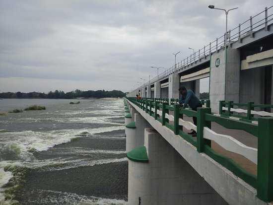 trichy-mukombu-dam-water-level