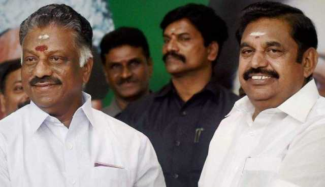 deputy-chief-minister-o-pannirselvam-says-he-and-the-chief-minister-palanisamy-cannot-separate