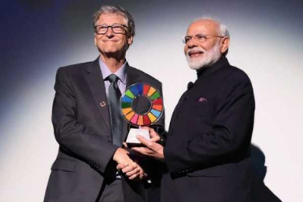 global-goalkeeper-award-for-prime-minister-narendra-modi