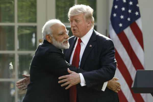 father-of-india-modi-will-take-care-of-terrorism-and-pakistan-issues-american-president-donald-trump