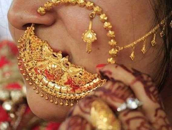 the-high-gold-price-in-the-morning-was-lower-in-the-evening