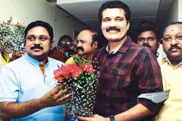 the-actor-ranjit-appointed-deputy-secretary-of-propaganda-ammk