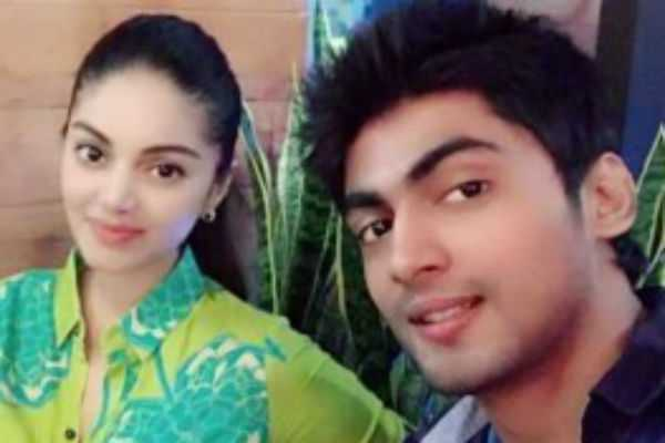 darshan-s-girlfriend-admitted-to-hospital
