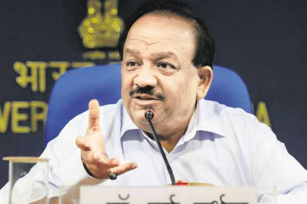 admission-to-mbbs-courses-in-aiims-jipmer-to-be-held-through-neet-harsh-vardhan