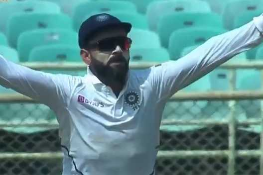 india-won-by-203-runs-in-the-first-test