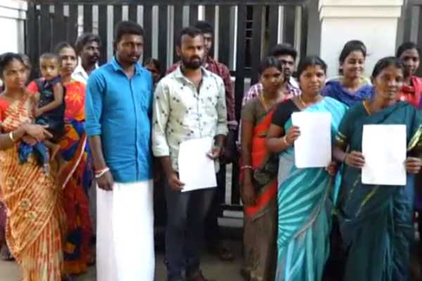coimbatore-a-complaint-has-been-lodged-with-the-district-police-superintendent-on-false-allegations-against-tribals