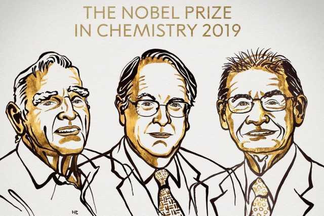 the-nobel-prize-in-chemistry-2019