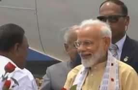 pm-narendra-modi-arrives-in-chennai