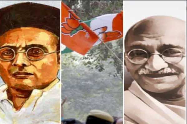 decide-whether-you-are-devotee-of-mahatma-gandhi-or-savarkar-congress-on-bjp-s-bharat-ratna-proposal