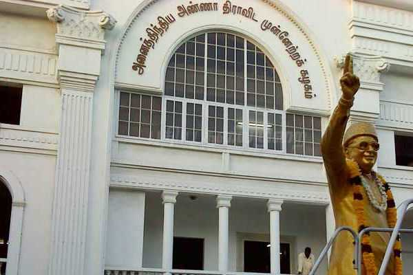 the-dmk-is-planning-to-capture-the-polling-centre