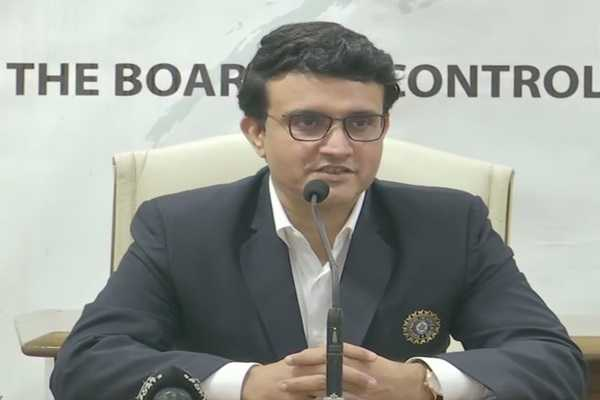 bcci-president-ganguly-interviews-dhoni-s-retirement