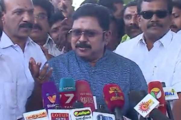 people-will-put-an-end-to-the-aiadmk-ttv-dinakaran