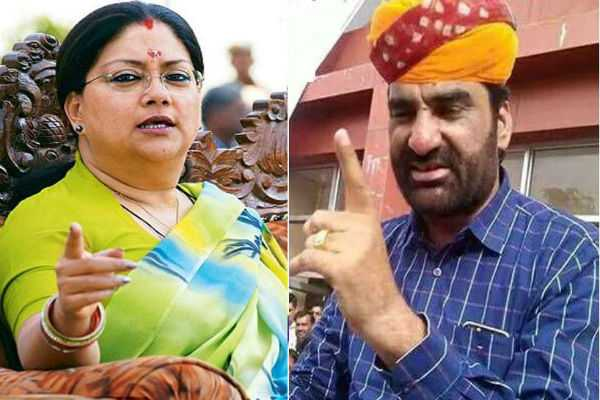 bjp-ally-beniwal-says-vasundhara-raje-helped-congress-candidate-in-bypoll-demands-action